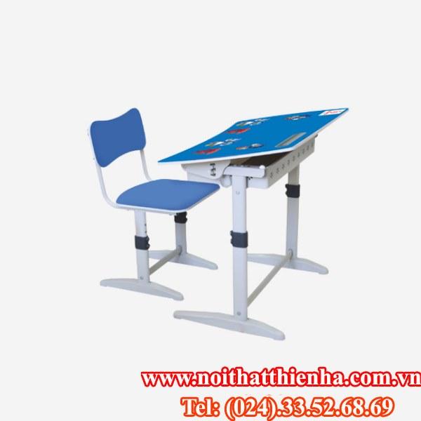 Bộ bàn ghế học sinh BHS-14-07A