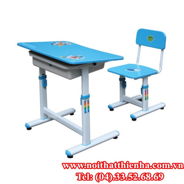 Bộ bàn ghế học sinh BHS29B-2, GHS29