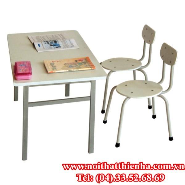 Bộ bàn ghế mẫu giáo BMG102B-2, GMG102B-2