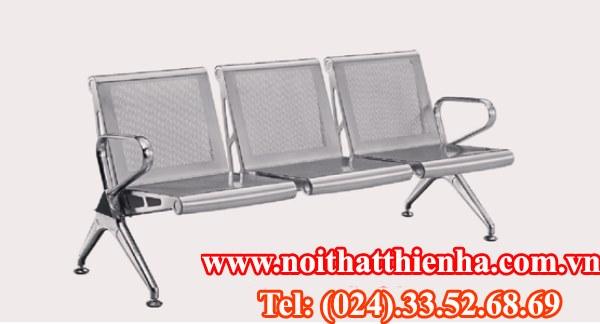 Ghế phòng chờ Inox GI-29-05