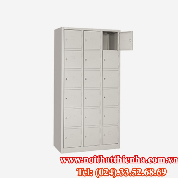 Tủ Locker Xuân Hòa LK-18N-03-1