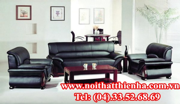 Bộ Sofa SF02 Da Công nghiệp