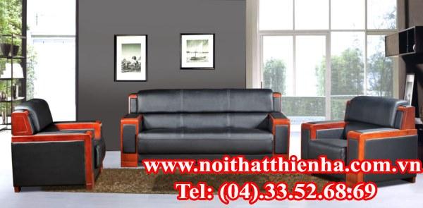 Bộ sofa SF23- da thật