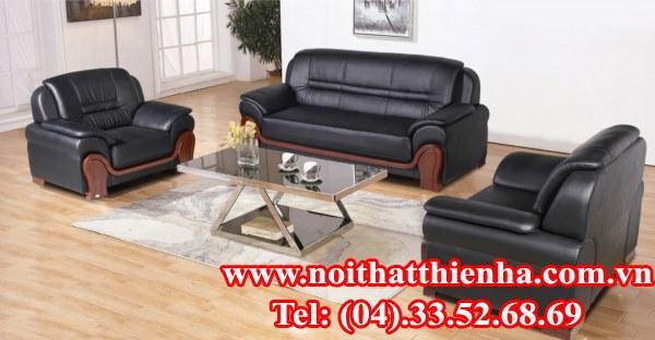 Bộ Sofa SF03 Da Công nghiệp