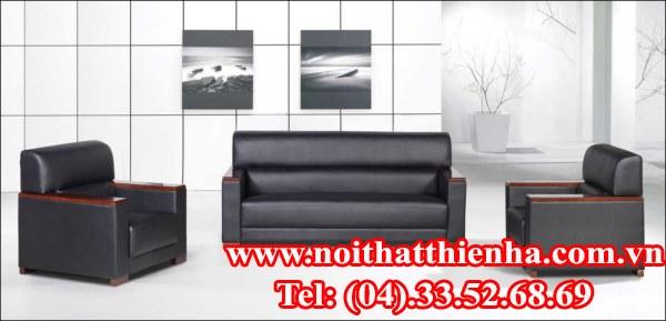 Sofa văn phòng SF35 Da PVC