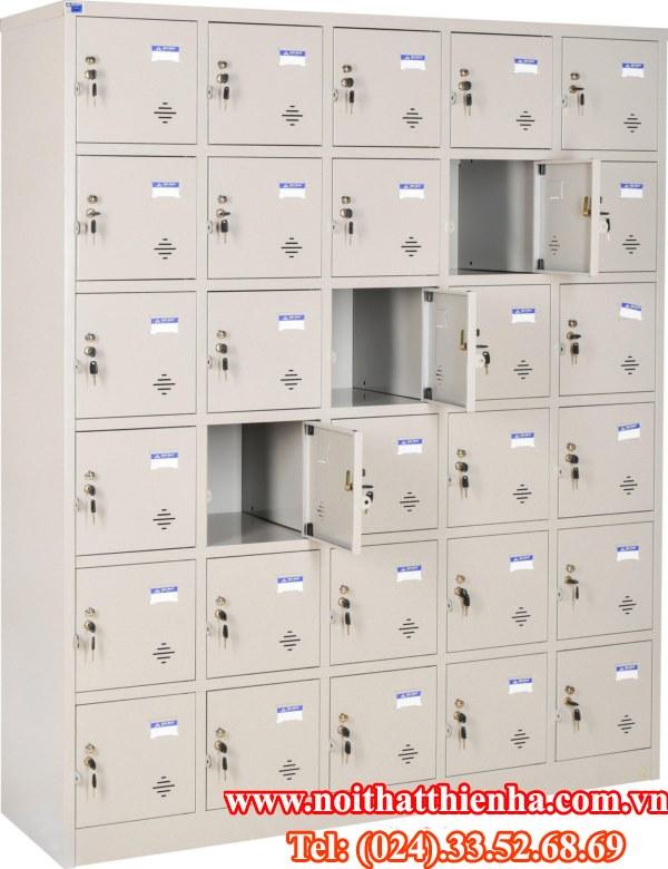 Tủ locker sắt TU986-5K