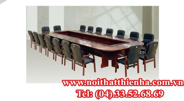Bàn họp cao cấp Xuân Hòa BH-07-01 PU