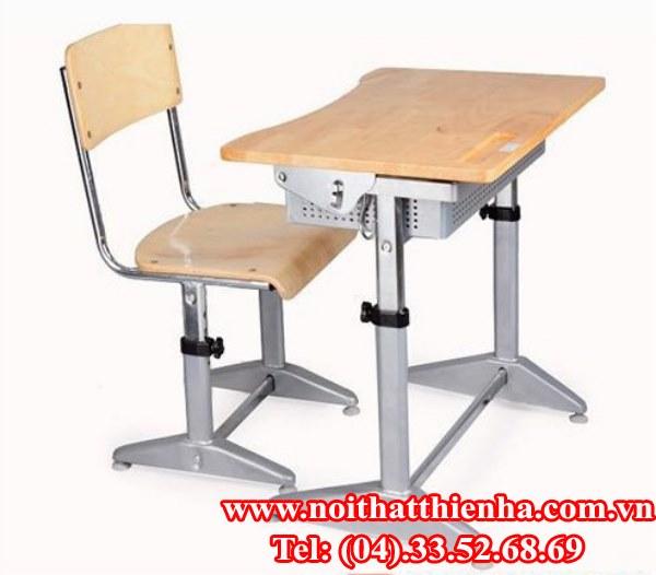 Bộ bàn ghế học sinh BHS-14-04CS