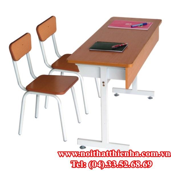 Bàn ghế học sinh BHS101B, GHS101B