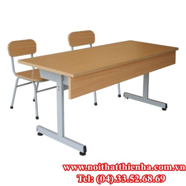 Bộ bàn ghế học sinh BHS108HP4, GHS108-4