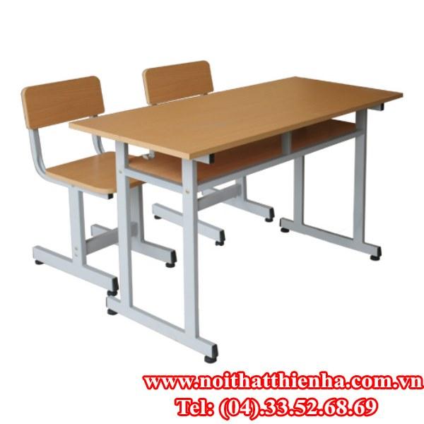 Bộ bàn ghế học sinh BHS110HP3, GHS110-3
