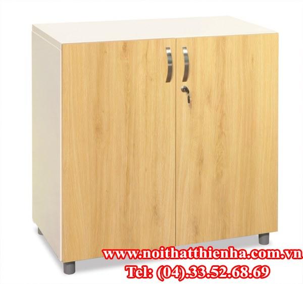 Tủ sắt cánh gỗ TSG02-2