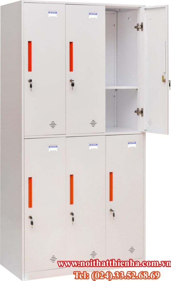 Tủ locker sắt TU982-3KD