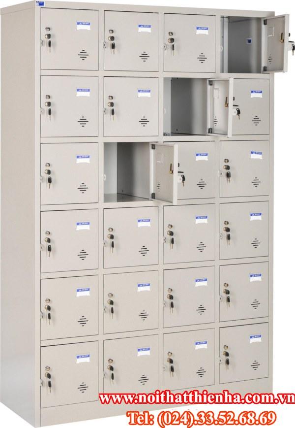 Tủ locker sắt TU986-4K