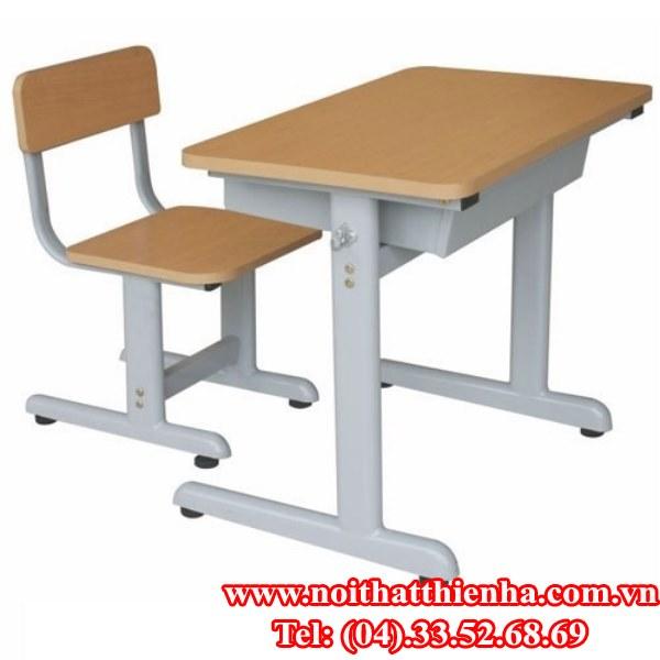 Bộ bàn ghế học sinh BHS106HP3, GHS106-3