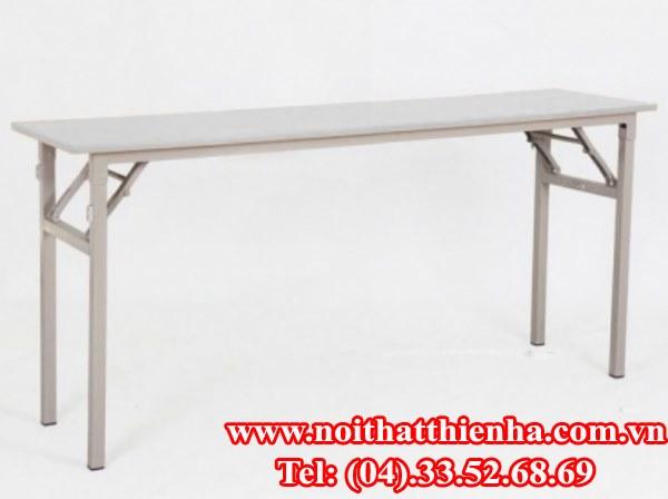 Bàn hội trường chân sắt Xuân Hòa BOV-1207